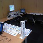 コアパートナー技術展2011に出展しました。